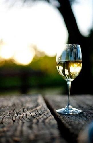 A tomar vino blanco barriott ristorante lounge for Copa vino blanco