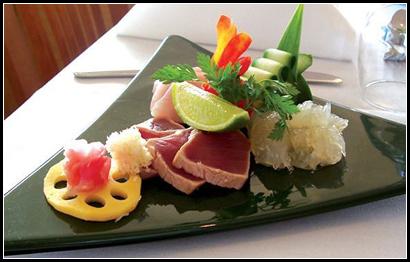 La comida vanguardista barriott ristorante lounge for Cocina de vanguardia wikipedia